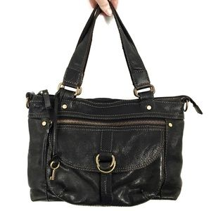 Fossil Distressed Genuine Leather Purse